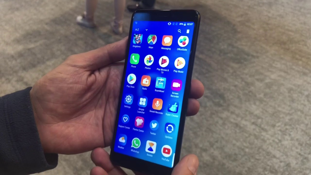 Alcatel 3v - Hands On En Español