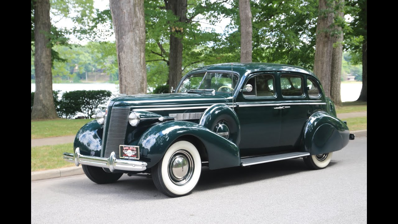 1937 Buick Special 40 ALL ORIGINAL - YouTube