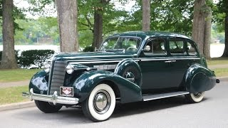 1937 Buick Special 40 ALL ORIGINAL