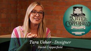 Meet Your Designer | DAVID COPPERFIELD