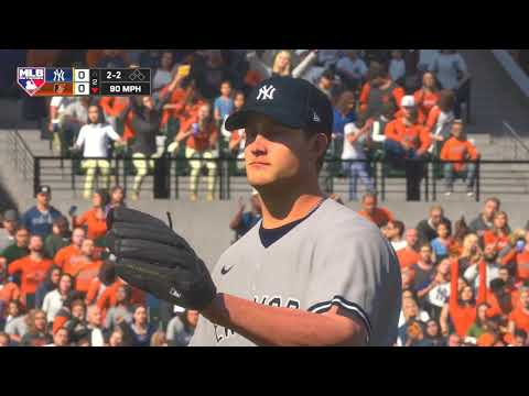 (New York Yankees Vs Baltimore Orioles Opening Day 2020) (MLB The Show 20)
