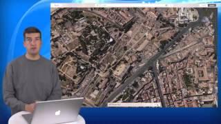 3D Rundflüge über Städte