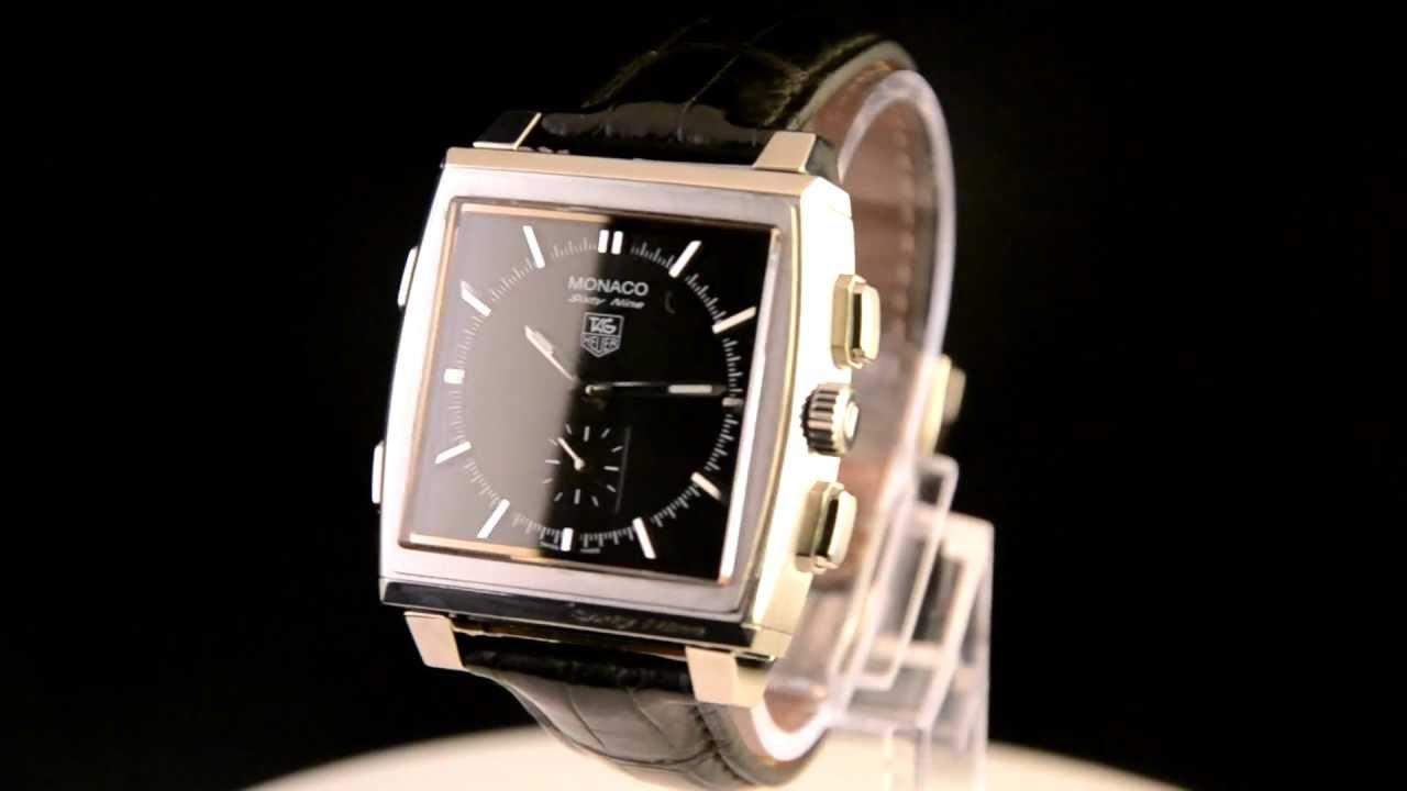 b366dad9e65 Van Wylick Watches  Tag Heuer Monaco Sixty Nine - YouTube