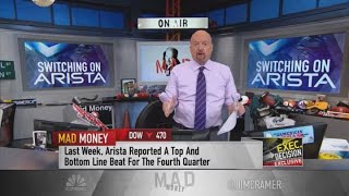 Arista Networks CEO on Q4 earnings, cloud titans a ...