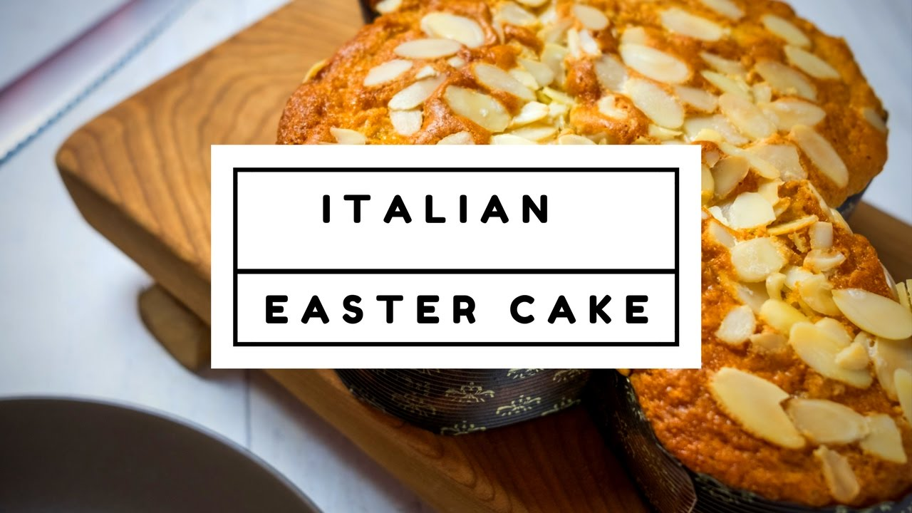 Italian Easter Cake Easy and Traditional Recipe YouTube