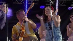 """Summertime Swing 2018 - The Jive Aces feat. Gina Haley - """"Shake, Rattle & Roll"""""""