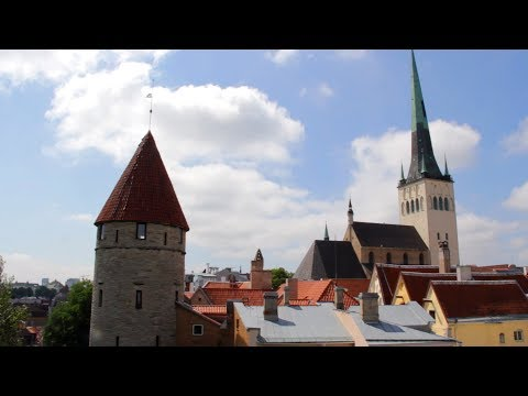 Tallinn, Estonia -- Princess Cruises Local Connections