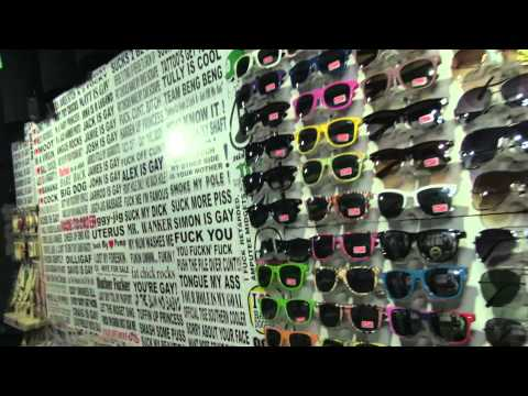 Kuta, Shopping in, The worst of Aussie Culture, Bali Travel Video Guide
