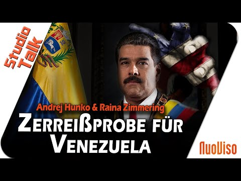 Zerreißprobe für Venezuela
