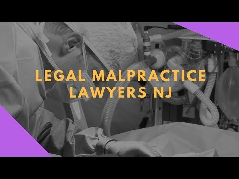 Legal Malpractice Lawyers NJ