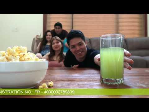 Jinga Juice Guyabano Wheatgrass And Stevia Commercial  FDA Approved 2018