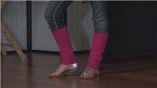 Fashion Trends : How to Wear Leg Warmers With Jeans