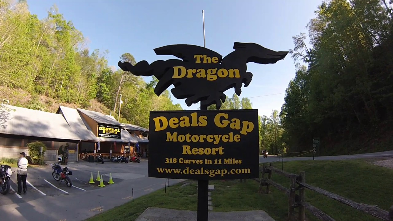 Deals gap nc directions