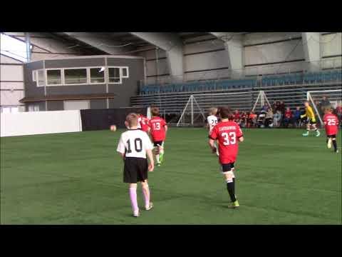U12 Alberni United vs  Comox United