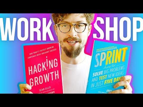 Growth Design Workshop (Hacking Growth + Design Sprint)