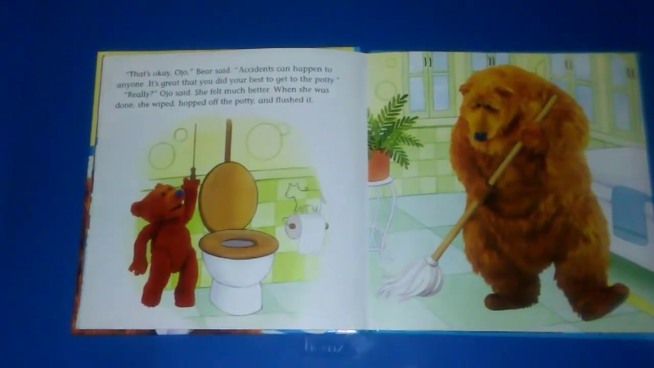Bear in the Big Blue House When youve got to go read-aloud ...