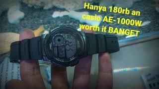 2021 Jam tangan CASIO AE-1000W…