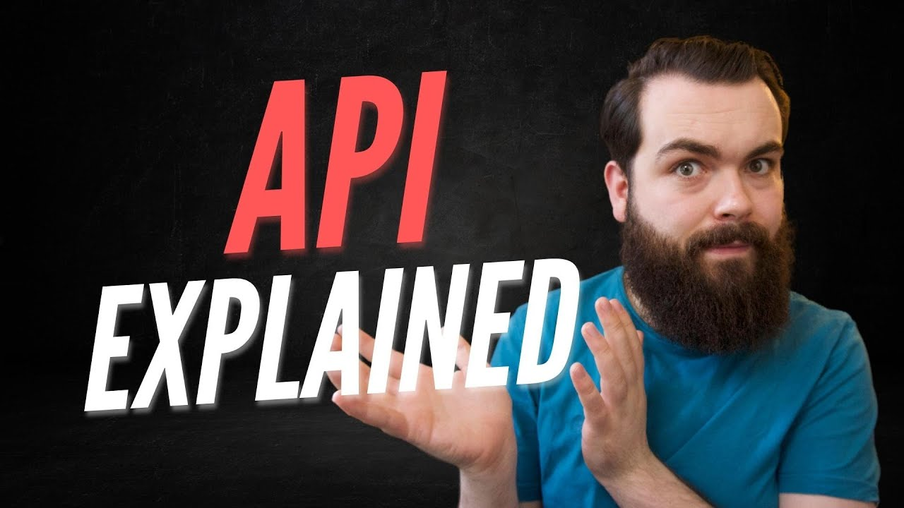 A Beginners Guide to API's | What Is an API?