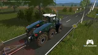 Farming Simulator 17 Fendt Trisix vario