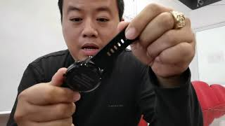 Mở hộp đồng hồ Uonevic GT1 Pro Thiên mua trên Lazada