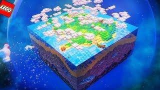 НОВЫЙ МИР ИЗ ЛЕГО  LEGO Worlds
