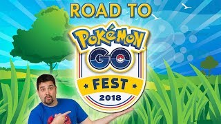 ¡Camino al Pokémon GO Fest 2018! Road to Chicago! ZAPDOS SHINY DAY! [Keibron]