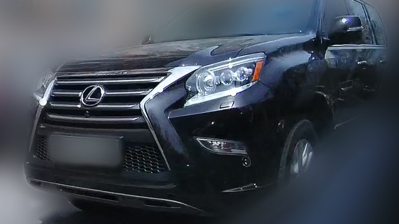 Brand New 2017 Lexus Gx 460 4wd 4dr Model Of 2017  Youtube