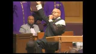 Pastor Jasper Williams at Heal The Land