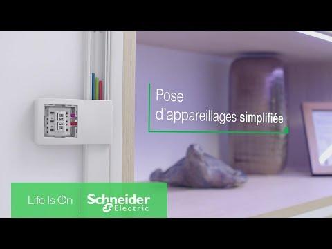Optliline Mini et Alréa by schneider Electric