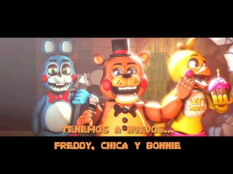 Five Nights At Freddy's 2 Rap (JT Machinima)