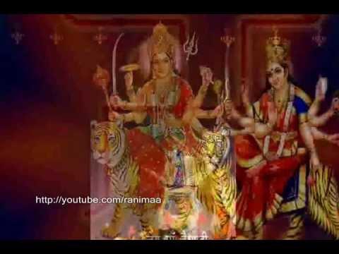 Jai Mata Di...Jee Karda Mor Ban Aanwa Tere Dwar Te Maayein by Lakhbir Lakha
