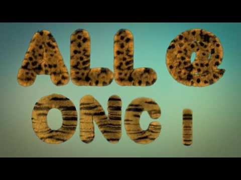 Hairy Zoo Text  - After Effects template from Videohive