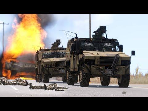 ARMA 3 movie: