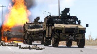 ARMA 3 movie:  ✠ German Bundeswehr  vs Russian Army ✮
