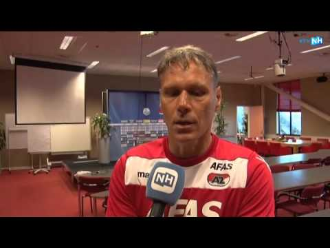 Marco van Basten over AZ-AZ