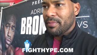 GERALD WASHINGTON GETS MEAN AND UNLEASHES MONSTER ON JARRELL MILLER; VOWS