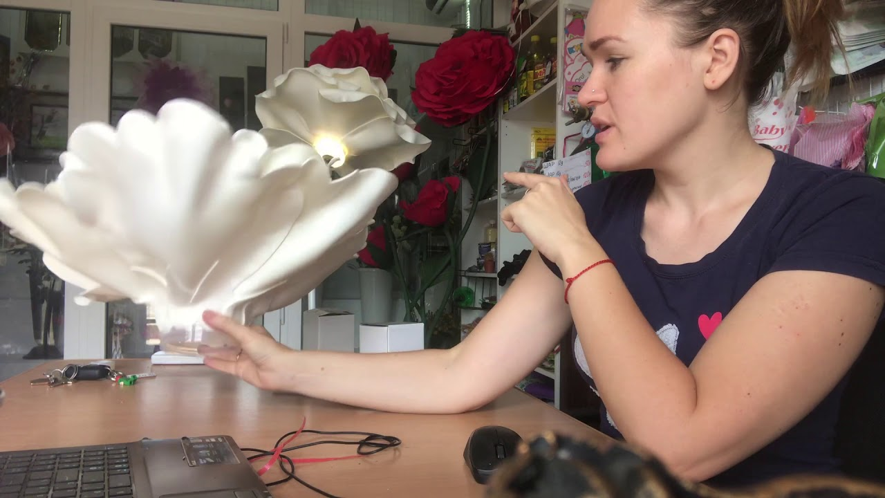 """ответы на вопросы на тему """" Большие ростовые цветы """" - YouTube"""