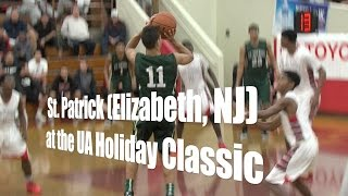 St. Patrick (Elizabeth, NJ) at the 2014 Under Armour Holiday Classic