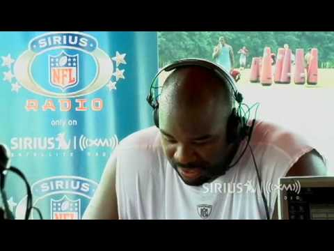 Albert Haynesworth is Disruptive  // SiriusXM // NFL Radio