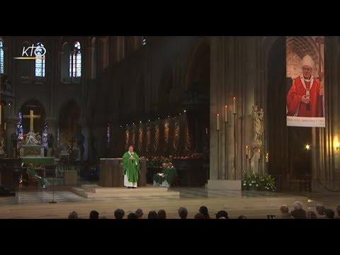 Messe en mémoire du Cardinal Jean-Marie Lustiger