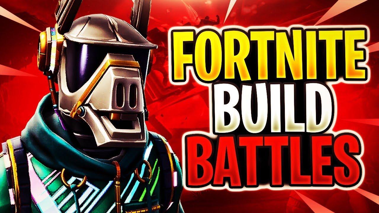fortnite build battles...but in season 6 with OG fortnite music