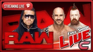 WWE RAW Live Stream Full Show October 9th 2017 Live Reactions