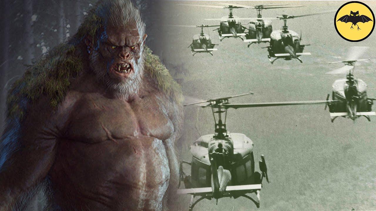 La Escalofriante Bestia Que Aterra A los Marines.