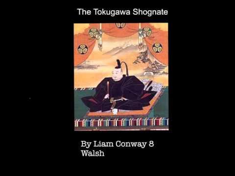 Tokugawa shogunate by Liam Conway