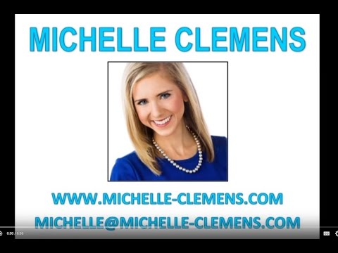 Michelle Clemens - Broadcast Journalist - Demo Reel 2015