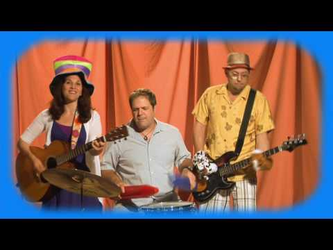 The Backpack Song - Music For Kids With Bari Koral Family Rock Band