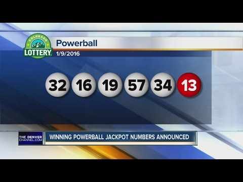 Powerball jacket hits $949.8 million, see the winning numbers