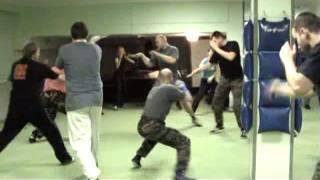Ножевой бой С П А С  часть 13