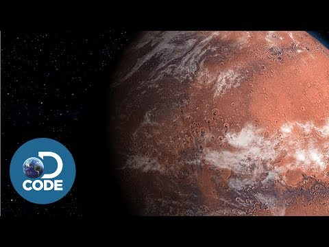 What Does New-Found Water on Mars Mean for life?