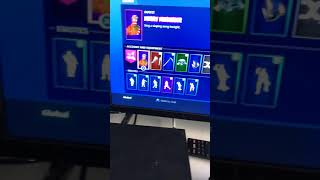 (PS4/PC) TRADING FORTNITE ACCOUNT